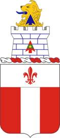 20th Engineer Battalion Coat of Arms