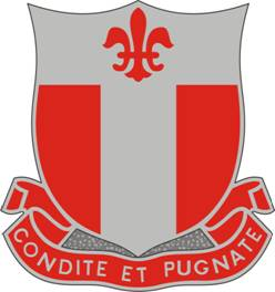 20th Engineer Battalion Distinctive Unit Insignia