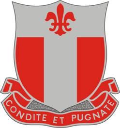 20th Engineer Battalion Distinctive Unit Insignia
